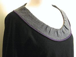 the new neckline