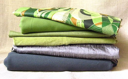 fabric from the spring 2012 Holland Cox collection