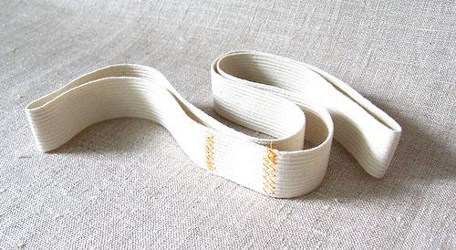 "1"" elastic waistband"