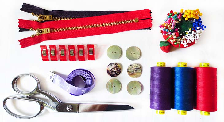 learn how to sew with private, in-home sewing lessons