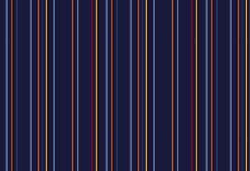 sunset skinny stripe print
