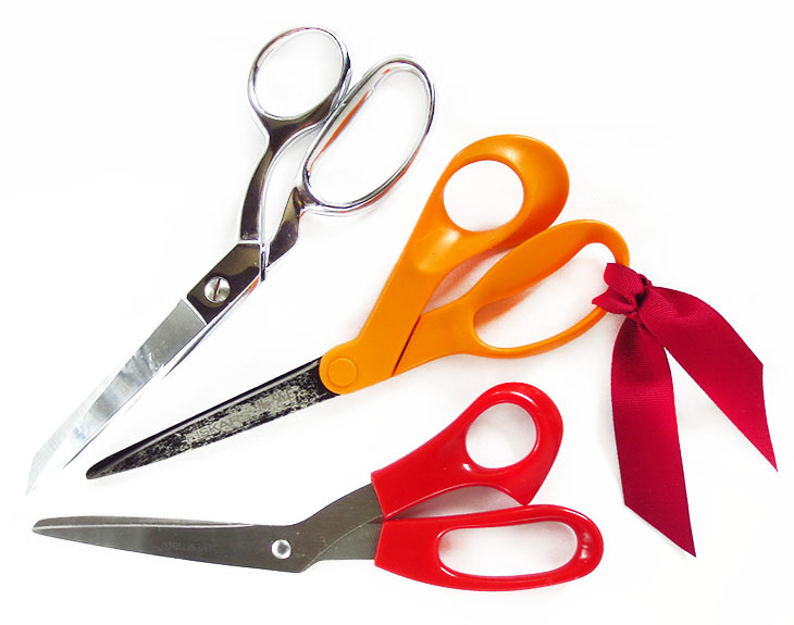 upgrade your sewing scissors!